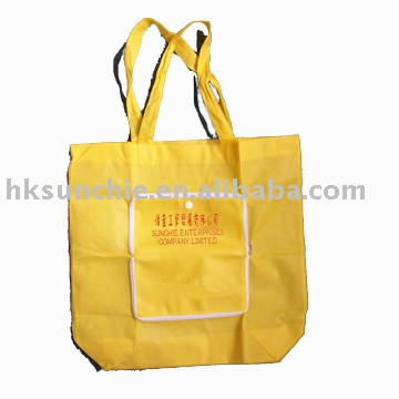 Foldaway Non Woven Shopping Bag